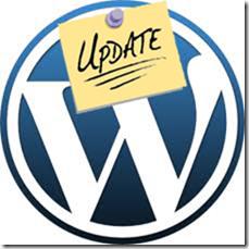 Guide de mise à jour de WordPress, à partir de vieilles versions et voies classiques.
