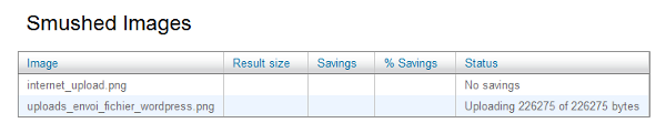 Yahoo Smush.it saving