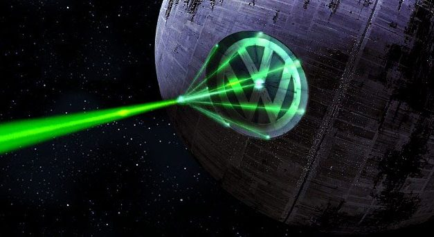 WordPress est presque dans Star Wars, et Volkswagen n'est pas écolo !