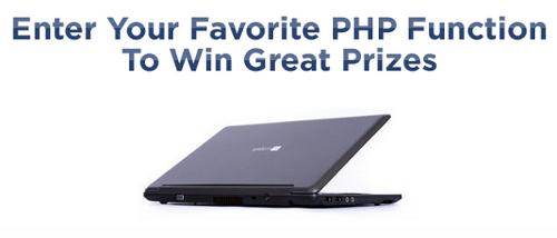 Concours pour codeurs en php