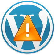 WordPress version 3.5.2 erreur bug